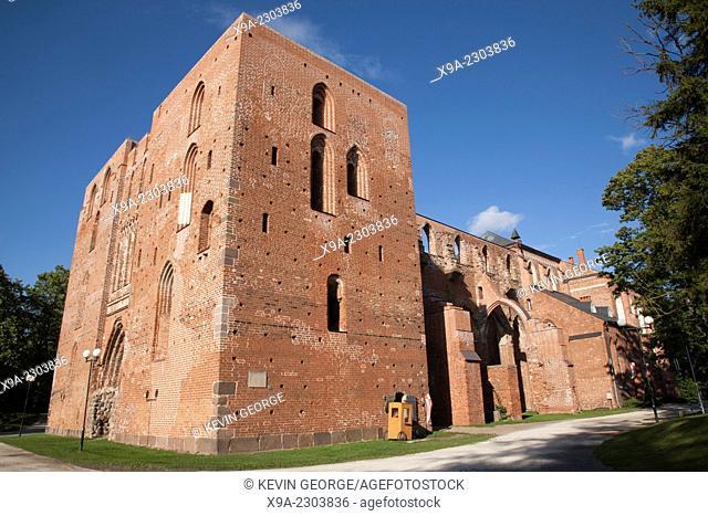Dome Cathedral Church Ruins, Tartu, Estonia