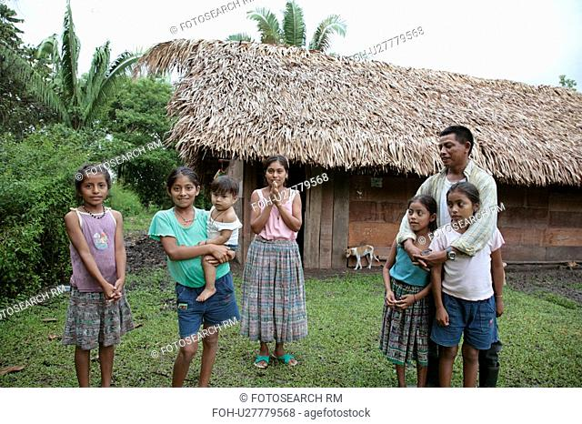 guatemala, people, children, person, house, family
