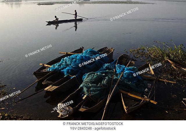 Fishermen ( Bastar region, India)