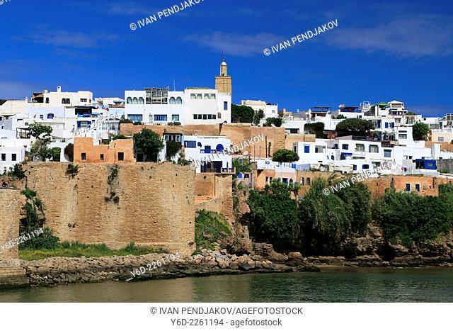Kasbah of the Udayas, Rabat, Morocco