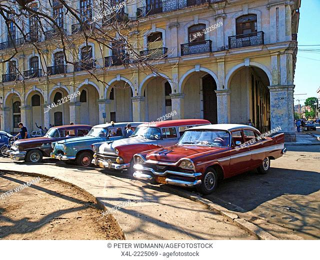 Havanna Vieja, old city, Cuba, Havanna