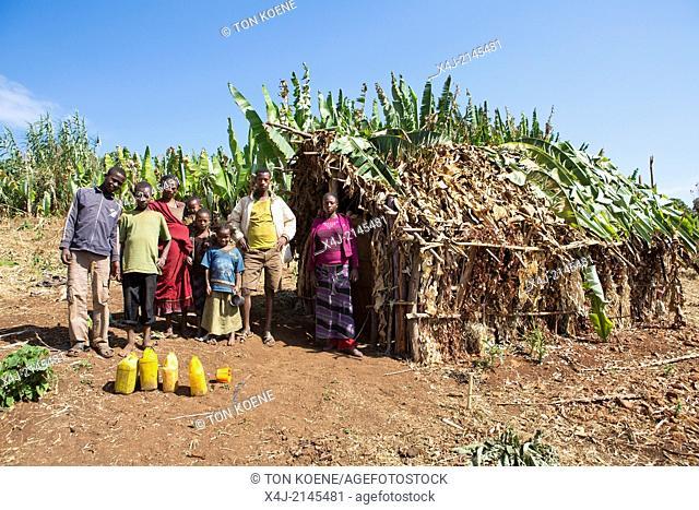 arbore tribe in Ethiopia