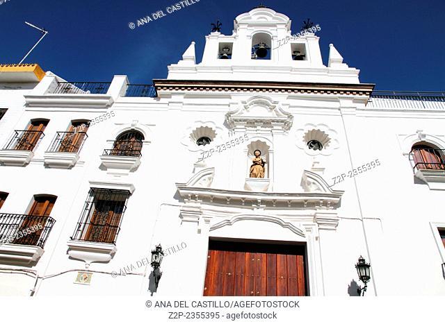 Capilla de los Marineros church, Triana quarter, Seville, Spain