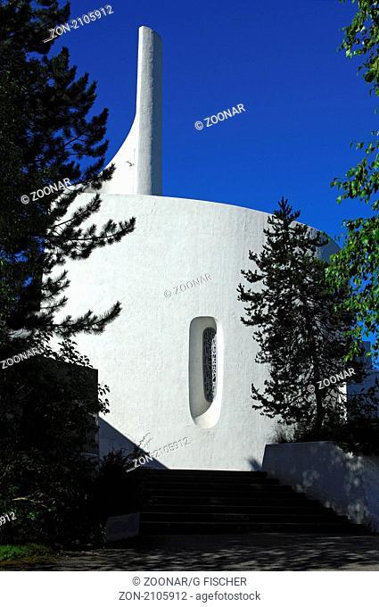 Tempel St-Jean, La Chaux-de-Fonds, Kanton Neuchâtel, Schweiz / Temple St-Jean, La Chaux-de-Fonds, canton of Neuchâtel, Switzerland