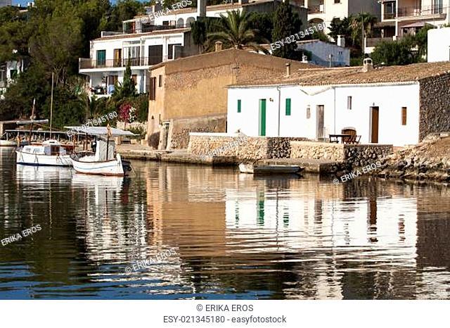 Harbor of Cala Figuera, Mallorca, Spain