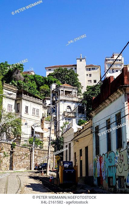 Rio de Janeiro, Centro, Santa Teresa, Brazil