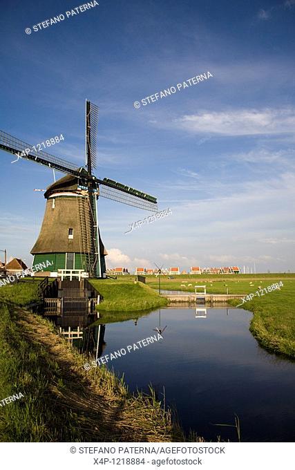 Molen Katwoude, Volendam, Netherlands