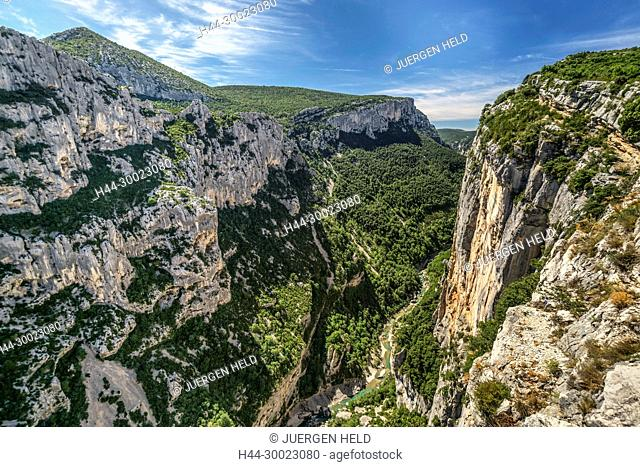 Gorges Du Verdon, Grand Canyon du Verdon, France