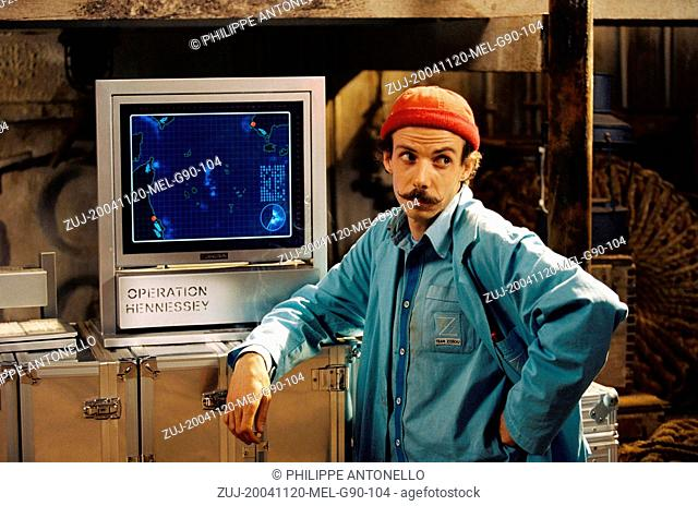 Nov 20, 2004; Rome, Lazio, ITALY; NOAH TAYLOR stars as Vladimir Wolodarsky in the adventure comedy/drama 'The Life Aquatic with Steve Zissou' directed by Wes...