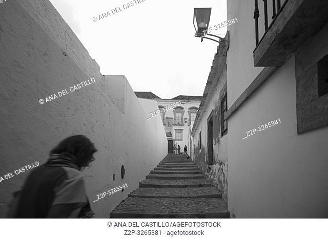 Tavira town Algarve South of Portugal on October 15, 2017