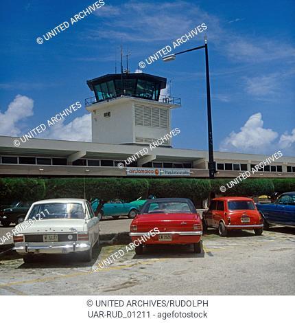 Eine Reise nach Jamaika, 1980er Jahre. A trip to Jamaica, 1980s