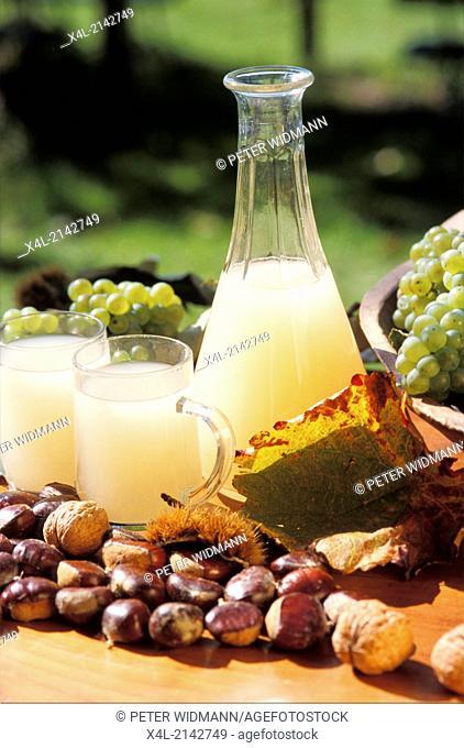 chestnuts Sturm speciality from Styria Austria