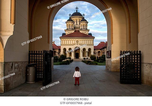 Coronation Cathedral Alba Iulia