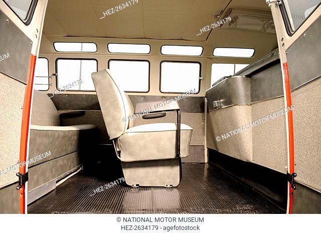 VW micro bus 1964. Artist: Simon Clay