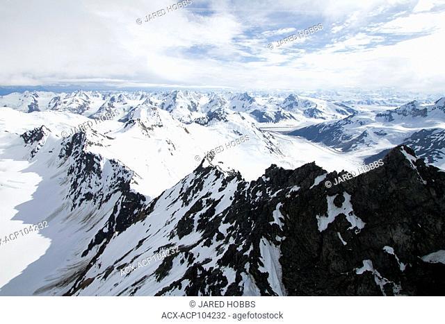 Alaska, alpine, Constantine, glacier, Glacier creek, Icefields, Palmer Project, Porcupine Creek, Tundra, USA