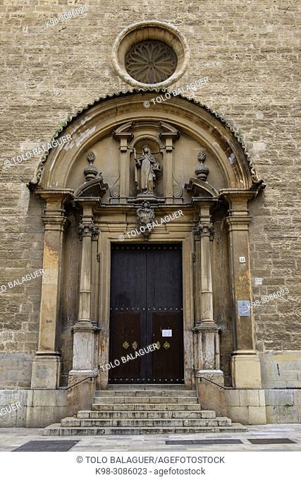 Santa Catalina de Sena, Monumento Histórico Artístico, Palma, Mallorca, balearic islands, Spain