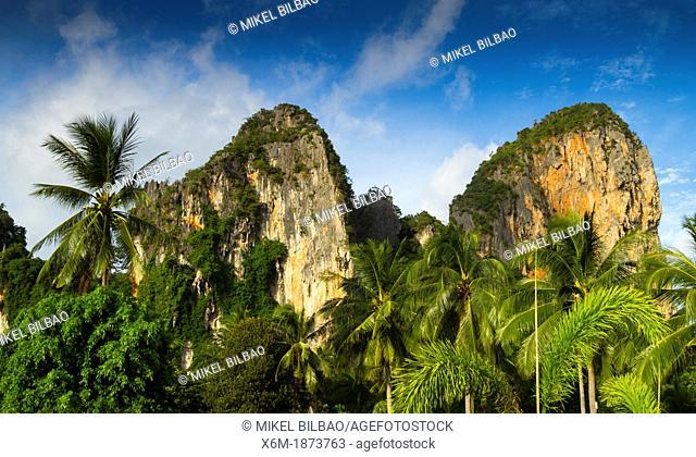 Railay  Krabi province, Thailand