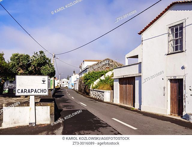 Carapacho, Graciosa Island, Azores, Portugal