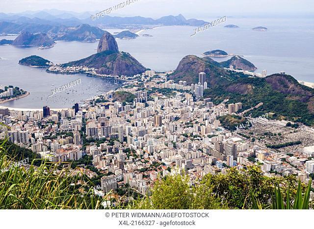 Rio de Janeiro, Botafogo, sugar loaf, Brazil