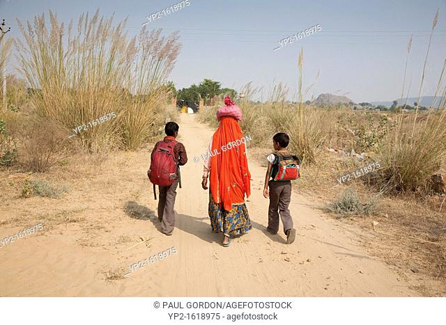 Udayan is Vatsalya's Residential Care Program for Orphaned & abandoned children in Rajasthan, India  Vatsalya's primary goal is empowerment of those who need it...