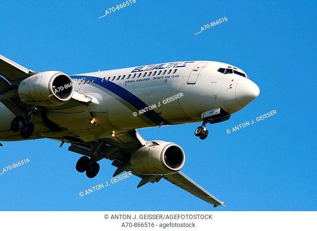 El Al Israel Airlines Boeing 737-300