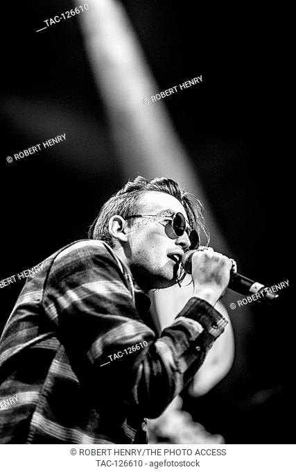 Gnash performs at the 101.3 KDWB's Jingle Ball 2016 Presented by Capital One at the Xcel Energy Center on December 5, 2016 in St. Paul, Minnesota
