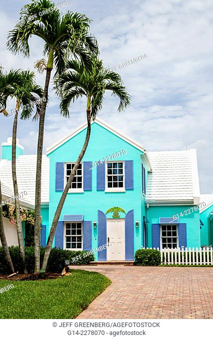 Florida, Naples, house, home, palm trees