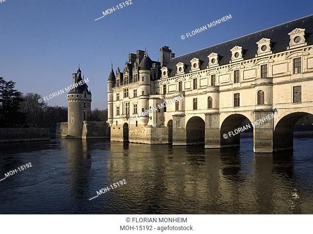 Chenonceaux, Chateau-de-Chenonceau