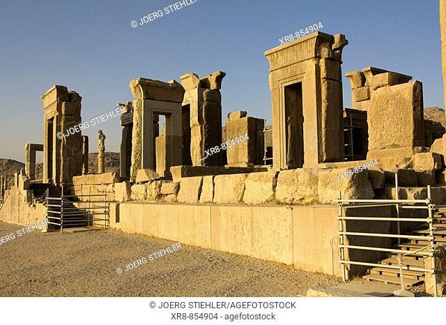Iran Perspolis Palace of Darius