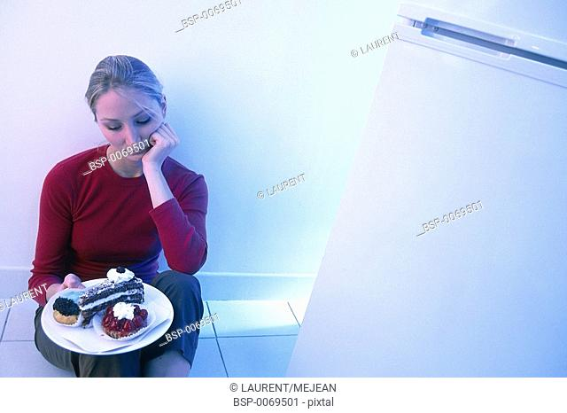 Comedor Compulsivo | Comedor Compulsivo Imagenes Y Fotografia De Stock Age Fotostock