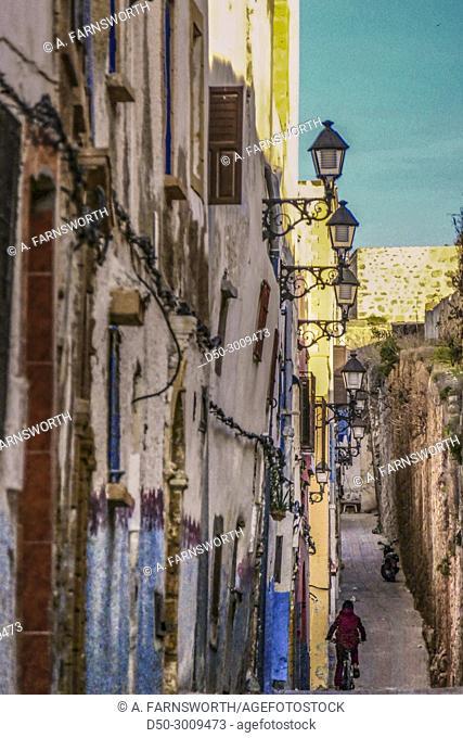 SAFI, MOROCCO. Street scenes