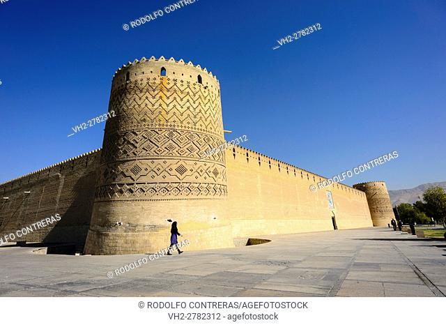 Shiraz citadel