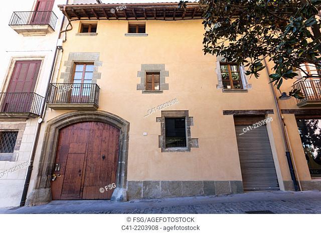 Casa Prat. Vic