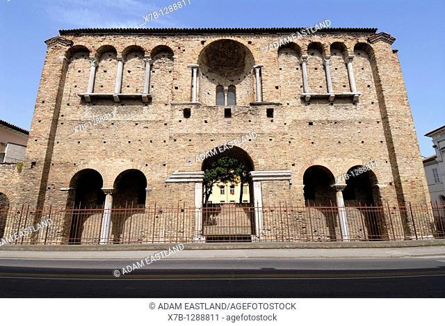 Ravenna  Italy  Palazzo di Teodorico aka Chiesa di San Salvatore