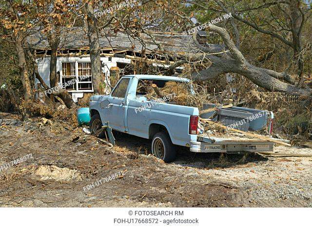 Hurricane Ivan Damage