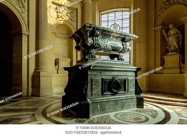 The Joseph Bonaparte's Grave,Invalides, Paris, France
