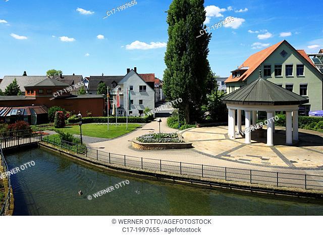 Germany, Bad Lippspringe, Lippe, Jordan, Teutoburgian Forest, Teutoburg Forest / Egge Hills Nature Park, East Westphalia, North Rhine-Westphalia, NRW