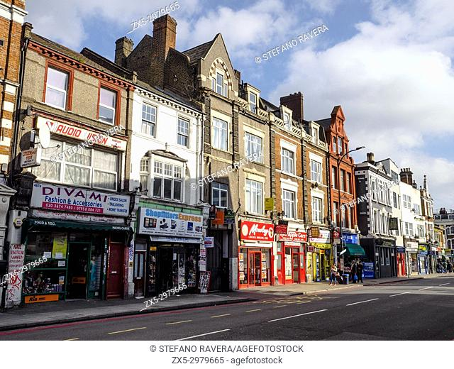 New Cross road - London, England