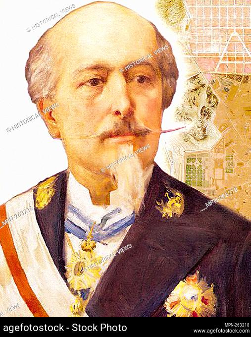 Carlos María de Castro (Estepa, September 24, 1810-Madrid, November 2, 1893) architect, roads, canals and ports engineer and Spanish town planner