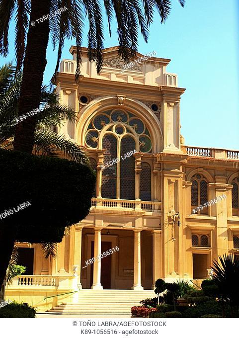 Sinagoga Nabi Daniel, Alejandría, Egipto