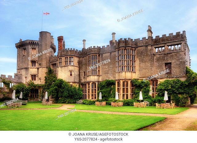 Thornbury Castle, Thornbury, Gloucestershire, England, United Kingdom