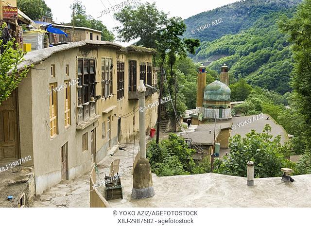 Iran, Azerbaijan region, Masuleh