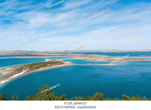 Kazakhstan lakes