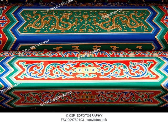 Forbidden city interior design