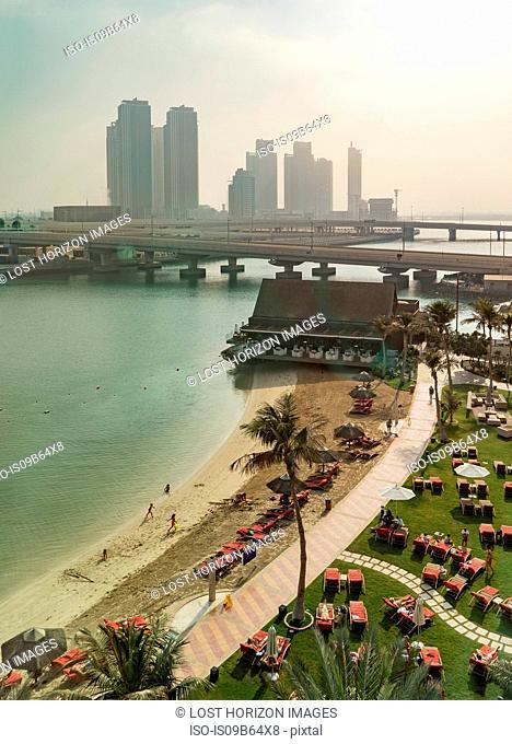 Abu Dhabi, United Arab Emirates, Asia