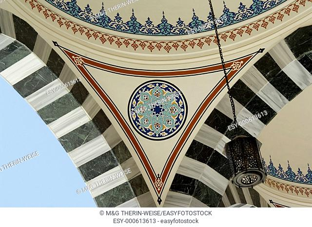 Ertogrul Gazi Mosque, Ashgabat, Turkmenistan
