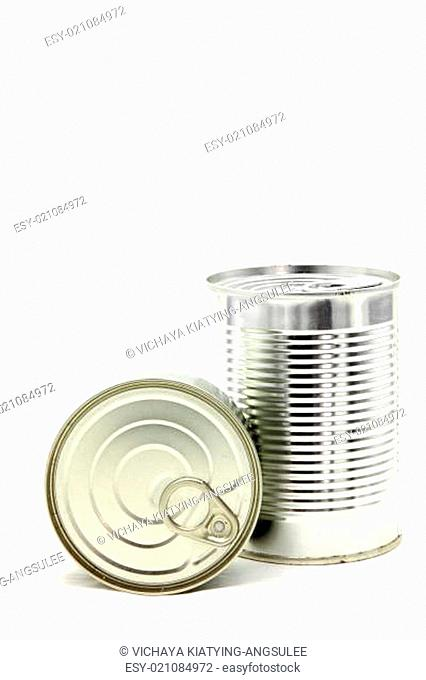 Aluminum metal can