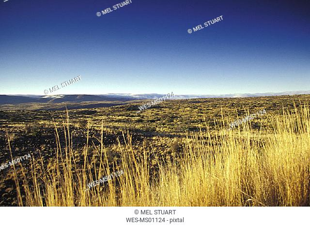 Moteno Pass, view over Karoo National Park, Western Cape, Beaufort West, South Africa