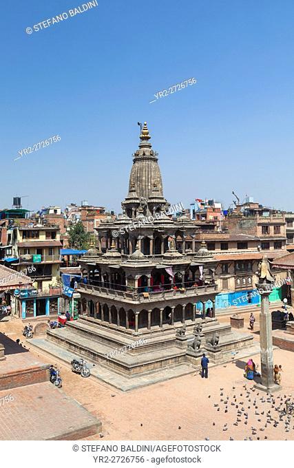 Krishna Mandir temple, Durbar Square, Patan, Nepal