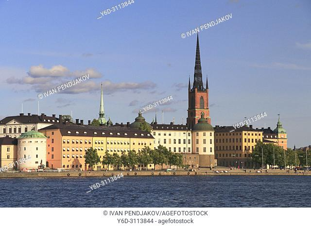 The Old Town, Stockholm, Sweden